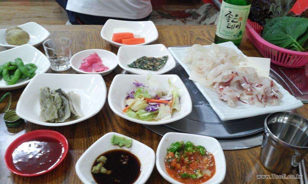 20140601_1404203.jpg : 혼자서 회먹기 부산 남포동